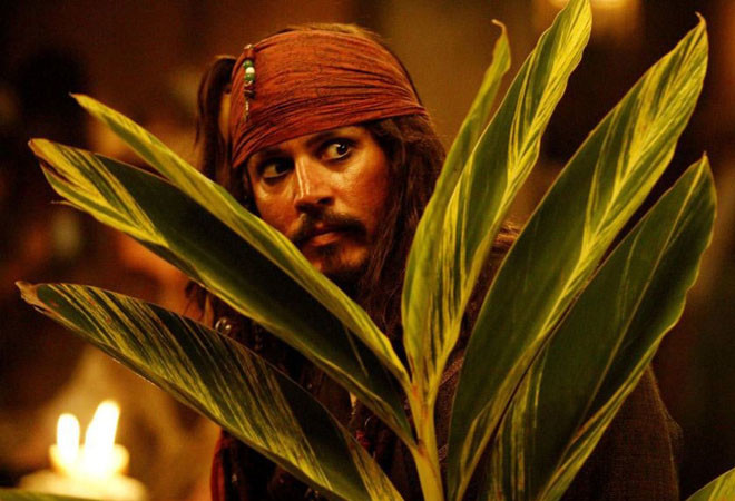 """Начались съемки фильма """"Пираты Карибского моря - 5 ... джонни депп не будет сниматься в пиратах"""