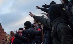 В Москве вновь начались беспорядки
