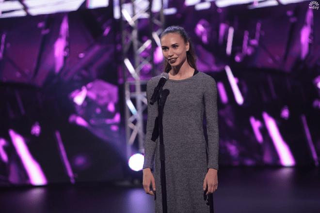 Лилия Тарточакова - участница третьего сезона шоу «ТАНЦЫ»