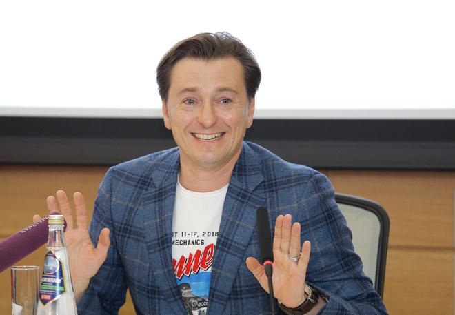 Сергей Безруков представил детский театральный фестиваль