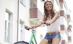 На колеса! Горячая десятка красивых велосипедисток Ярославля