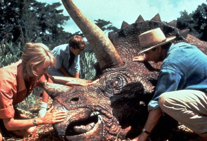 Фильм «Парк Юрского периода», 1993, фото