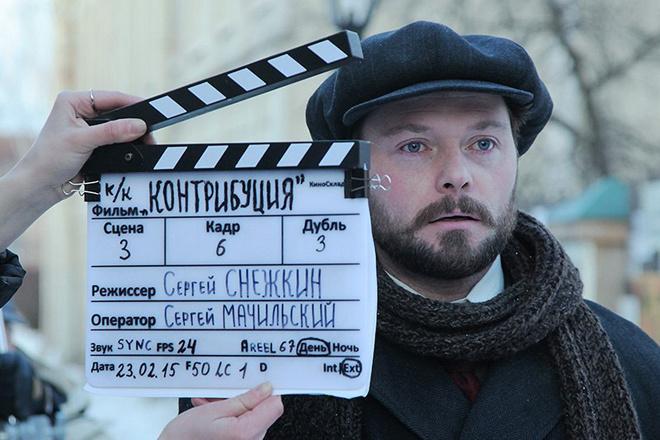 Илья Носков в роли следователя Мурзина