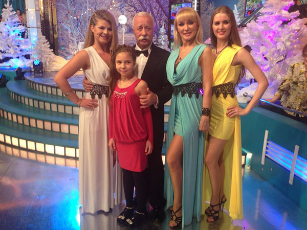 Наталья Нейт на «Поле чудес»