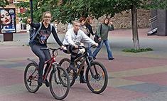 Велосипедный бум – где покататься в Челябинске