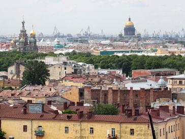 Губернатор Ленинградской области не считает нужным сохранить исторический облик Петербурга