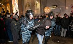 В Москве за сутки задержано более тысячи человек