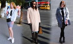 Уличная мода: стильные осенние образы
