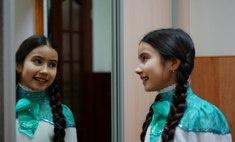 Голос.Дети: Саида Мухаметзянова не ест мороженое и раздает автографы