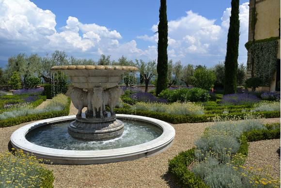 вилла Стинга в Тоскане | галерея [1] фото [7]