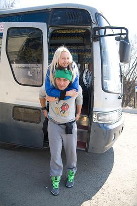 Дом-2 в Иркутске
