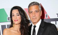 Джордж Клуни обманул журналистов с датой свадьбы