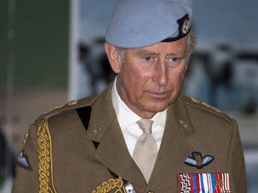 Принца Чарльзя не пустили в Москву на Парад