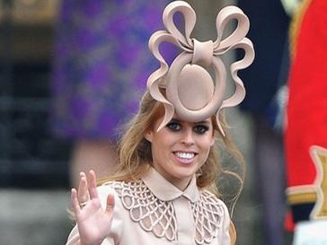 принцесса Беатрис, шляпа, курьезы, королевская свадьба, мода, стиль