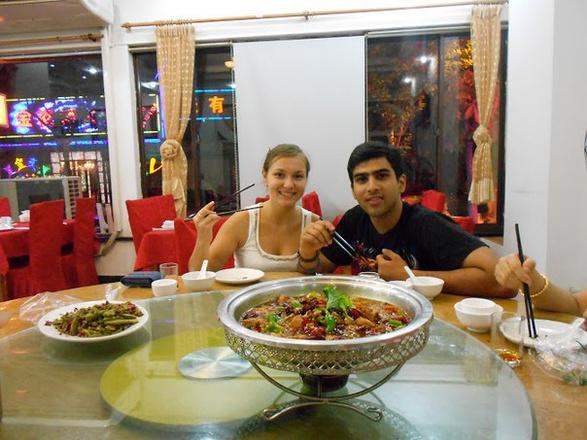 Брак с иностранцем, Вероника Сахаи интервью