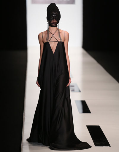 Mercedes-Benz Fashion Week: коллекция Road весна-лето 2013