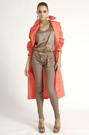 Versace, круизная коллекция, лето 2009