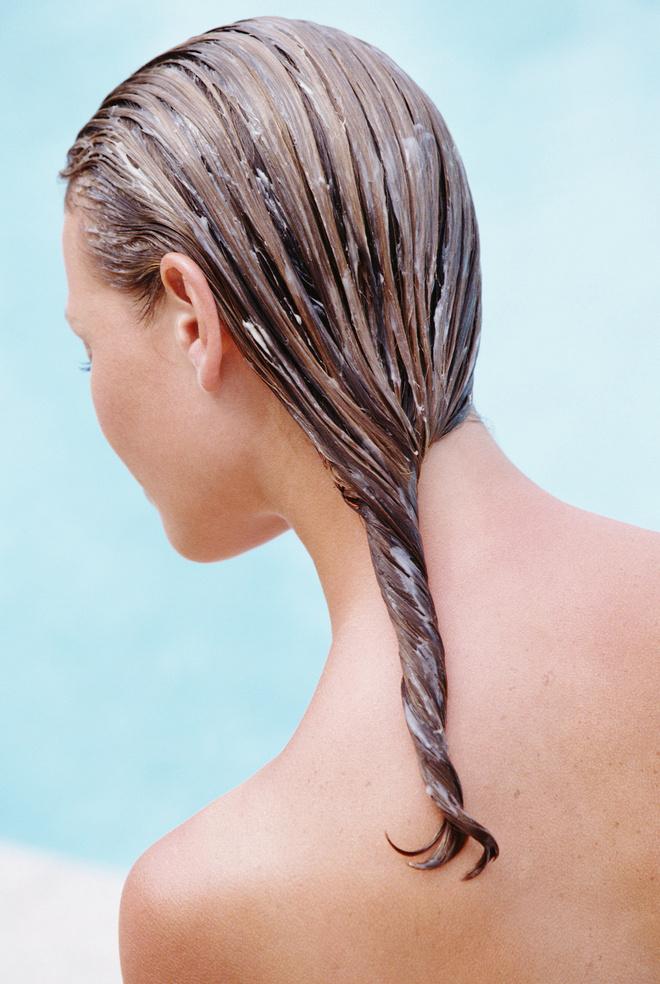 как сделать бальзам для волос