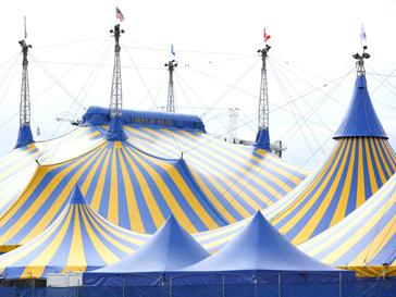 Купол Cirque du Soleil