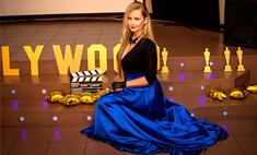 Как в Голливуде: 25 воронежских девушек в вечерних платьях