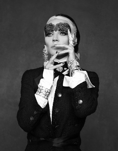 Karl Lagerfeld «The Little Black Jacket: «Chanel's Classic Revisited»