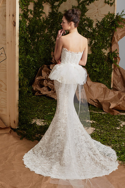 Лучшие коллекции Недели свадебной моды   галерея [7] фото [5]