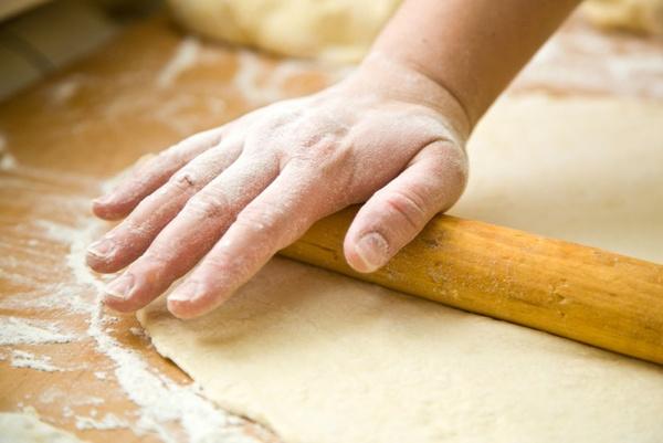 Как быстро разморозить слоеное тесто