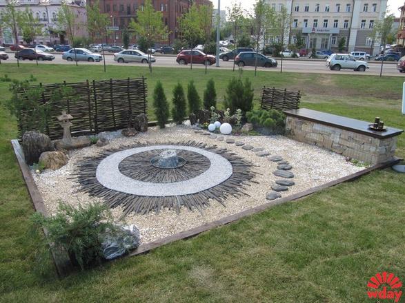 Фестиваль цветов в Казани фото, Цветущая Казань