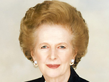 Маргарет Тэтчер (Margaret Thatcher)