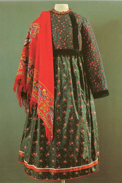 Национальный костюм:Владимирская губерния фото