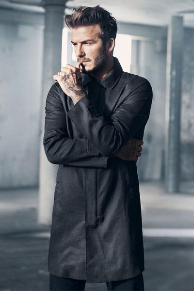 Дэвид Бекхэм выбрал любимые вещи от H&M | галерея [1] фото [5]