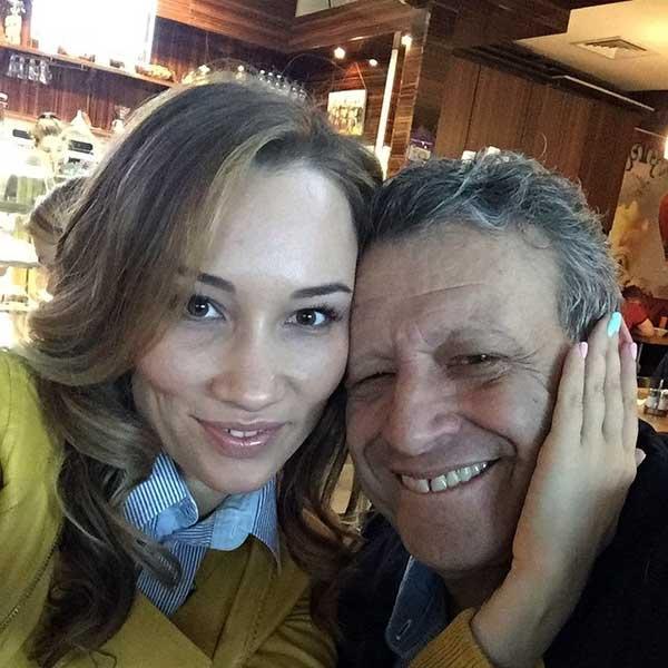 Борис Грачевский и Екатерина Белоцерковская фото