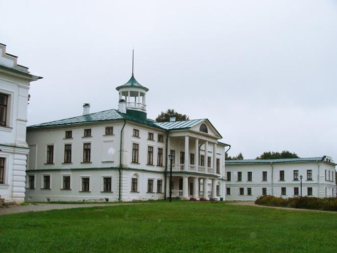 Ярославль. Музей-усадьба Карабиха
