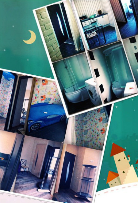 Новая квартира Алианы Гобозовой фото