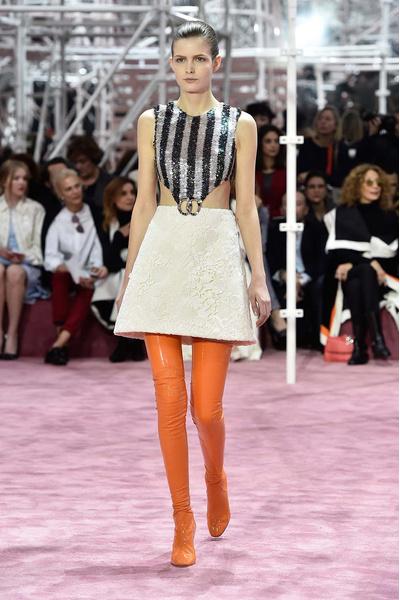 Показ Dior Haute Couture   галерея [1] фото [4]