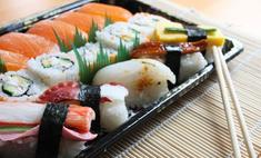 Ученые советуют не увлекаться японской кухней