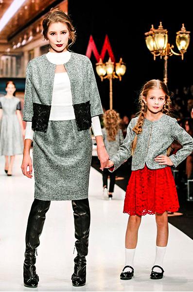 На Неделе моды в Москве модели из Челябинска