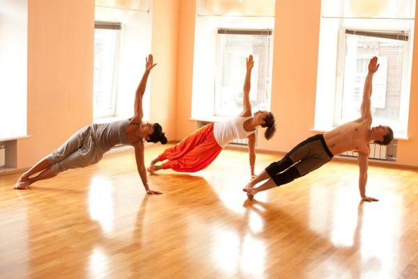 Пилатес и йога разница
