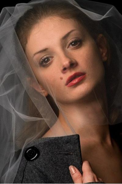 Ольга Буянова - красноярская актриса