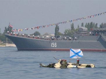 В Севастополе возобновлена традиция празднования Дня ВМФ России