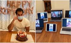 пользователь tiktok показал отпраздновать день рождения карантине видео