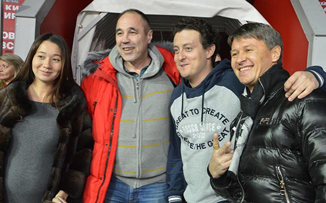 Дмитрий Соколов, Станислав Ярушин, Сергей Исаев