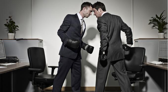Пять типов конфликтных людей
