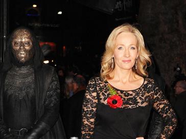 Джоан Роулинг (J.K. Rowling)