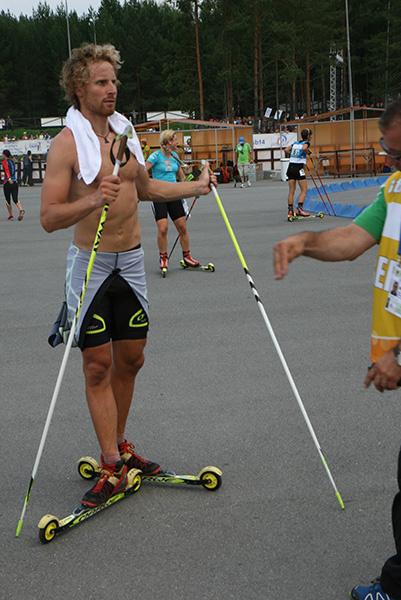 ЧМ по летнему биатлону, Клемен Бауэр