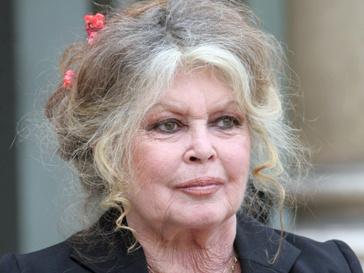 Брижит Бардо (Brigitte Bardot) шокирована происходящим в Питере