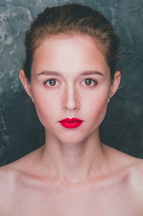 Юлия Родыгина, модель