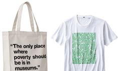 Новая коллекция футболок и сумок от Uniqlo