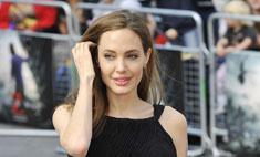 Анджелина Джоли ест как птичка