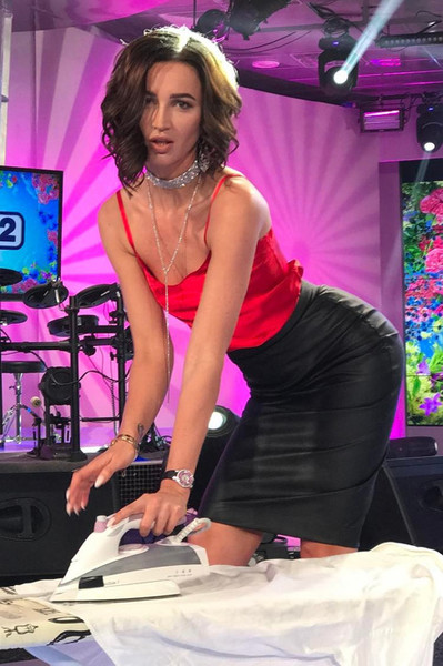 Оля секс секретарша